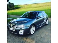 MG zr rover