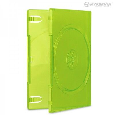 New Xbox 360 Replacement Retail DVD Game Case (Green), used for sale  Shipping to India
