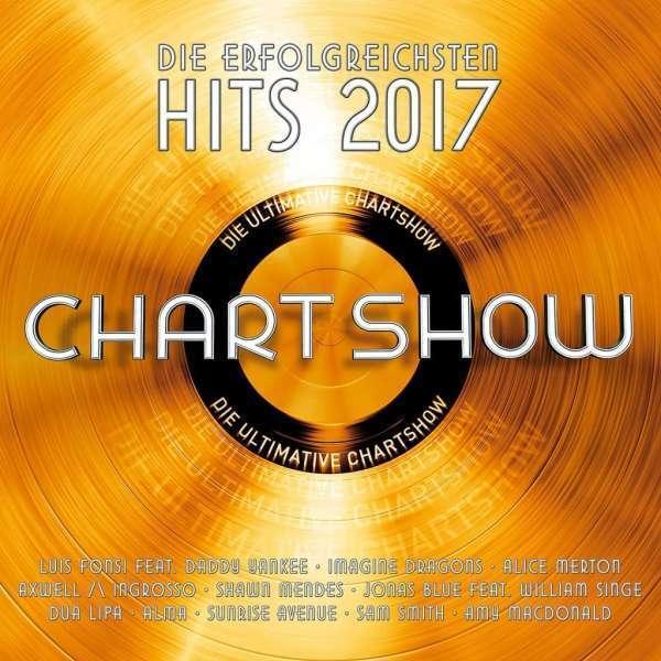 Die Ultimative Chartshow Hits 2017  Doppel-CD  NEU & OVP VVK 24.11.2017