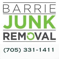 Junk Removal/ Waste Disposal