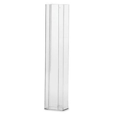 Narrow Triple Glove Box Dispenser Holder, Clear Acrylic 1 ea ()