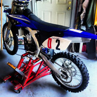 Yamaha YZF250  2010, Bone stock, 1st owner bought brand new.