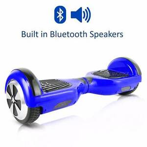 ★NEW★ TWO WHEEL SMART BLUETOOTH™ HOVERBOARD! Sydney Region Preview