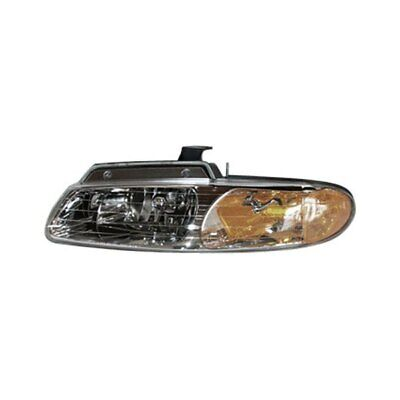 For Dodge Grand Caravan 2000 TYC 20-5882-00-1 Driver Side Replacement Headlight