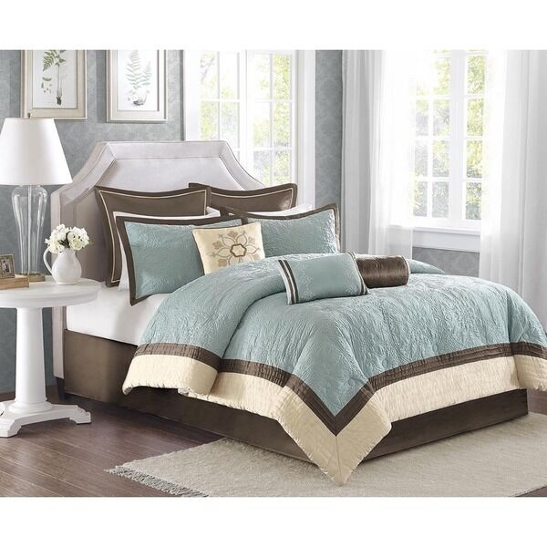 Madison Park Juliana Comforter Set