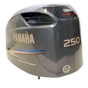 Yamaha 250 cowling outboard engines components ebay for Yamaha 250 boat motor