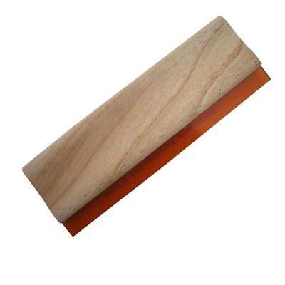 13 Silk Screen Printing Squeegee Blade Wood Handle Ink Scraper Scratch Board