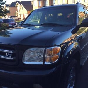 2002 Used Toyota Sequoia limited