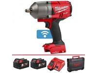 ** SELECTION OF MILWAUKEE PRODUCTS ** power tools, cordless, batteries,impact not snap on or mac