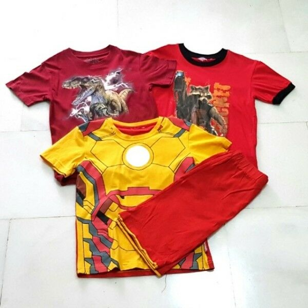 Marvel Kid shirts