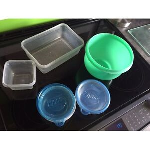 Tupperware containers- free
