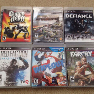 PS3 game lot Cambridge Kitchener Area image 1