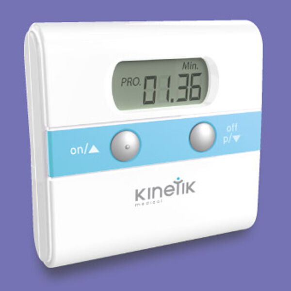Kinetik PPT1 Digital TENS Period Pain Reliever for Women With Massage Feature