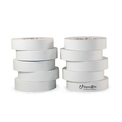 Tapessupply 10 Rolls Pack White Electrical Tape 34 X 66 Ft