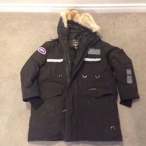 Genuine CANADA GOOSE Resolute Jacket Black XL