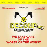 DECOMPany Extreme Cleaning Services