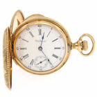 Solid Gold Pocket Watches