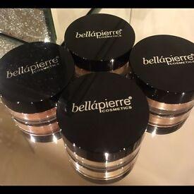 Bellapierre Cosmetics face powder, bronzer and blusher set