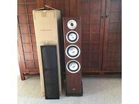 Pair of Floor Standing Loud Speakers