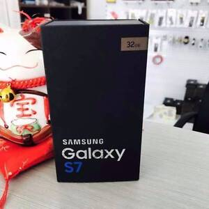 As new SAMSUNG S7 32GB GOLD au model warranty tax invoice Nerang Gold Coast West Preview
