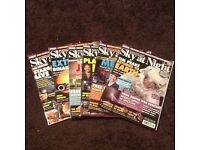 6 sky at night magazines