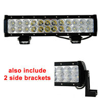 13inch CREE LED Light Bar Off Road Jeep 4x4 Truck Trailer ATV