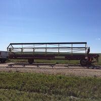 25 ft. Pull type Swather