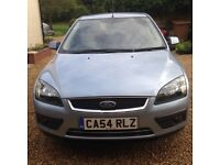 Ford Focus 1.6 Zetec 2005 reliable and in good condition for its age.