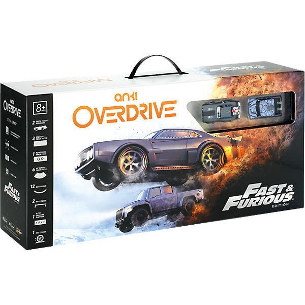 Anki Overdrive Fast und Furious Edition,App-gesteuertes Autorennbahn-Set
