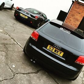 Audi a3 2.0 tdi remapped