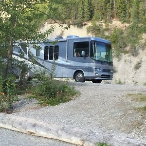 Forest river motorhome