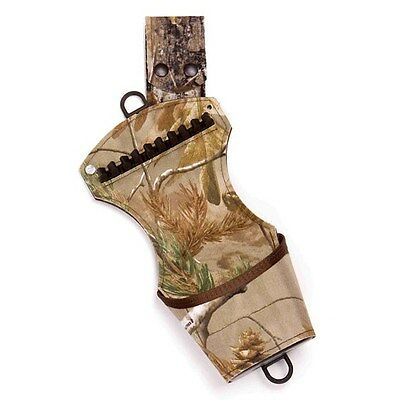 Neet Crossbow Bolt Quiver 5 Arrow Realtree AP Camo Right or Left Hand