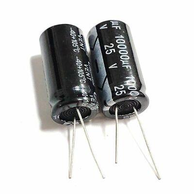 5PCS 120UF 10VDC 10/% TANTALUM  AXIAL  CAPACITOR BOX#11