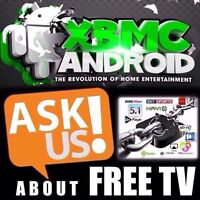 FREE TV SHOWS MOVIES PPV AND SPORTS. ANDROID TV BOX. FREE CABLE