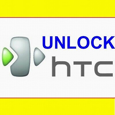 Unlock ANY HTC Unlocking code simlock Wildfire S Desire One Titan Mini eye 620