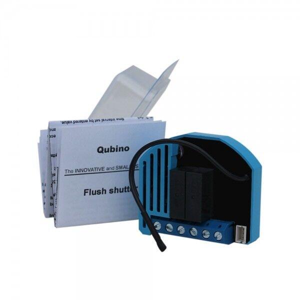 QUBINO - Z-Wave Plus, Flush Shutter ZMNHCD1 (Blind/Roller Shutter)