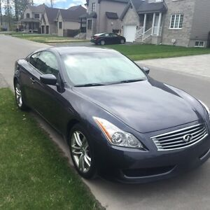 Infiniti g37 coupe, full navigation, back up camera awd