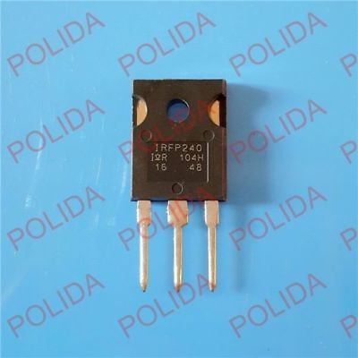 10pcs Power Mosfet Transistor Ir To-247 Irfp240