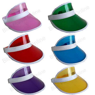 CHILDRENS KIDS VISOR CAP HAT GOLF GOLFER FANCY DRESS COSTUME ACCESSORY CHILD (Kids Golf Costume)