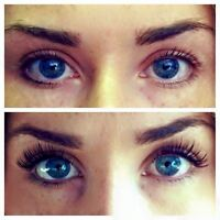 Certified Xtreme Eyelash Extensions, Mink or Silk -$60