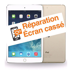 Reparation repair cellulaire iPad 2 3 4 mini Air iPhone lcd scre