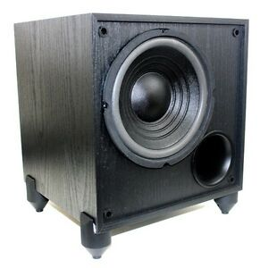 8 inch home theatre sub woofer, Vector Bass8 by Vector Records Moose Jaw Regina Area image 9