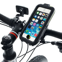 Weatherproof Case and Bike Mount for iPhone 5s/5