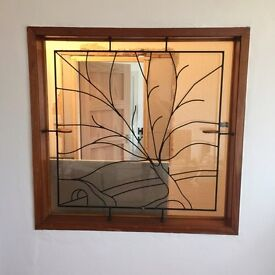 Art Deco wall feature
