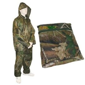 Brand new 2 pc Camo Quick On Suits
