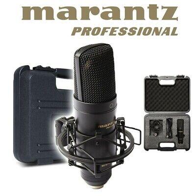 Marantz MPM-2000U Home Studio Recording USB Cardioid Condenser Microphone Mic