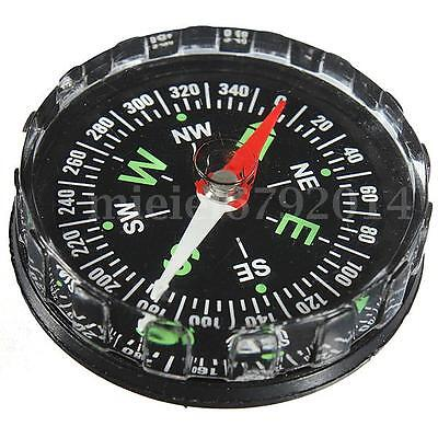NEW POCKET MINI COMPASS FOR HIKING ARMY COMBAT SURVIVAL CAMPING OUTDOOR WALKS UK