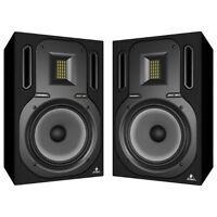 Pair of Behringer TRUTH B3031A  225 watt active studio monitors.