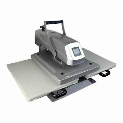 16x24 Manual Dual Platen Sublimation Heat Press Machine For T-shirt 2200w