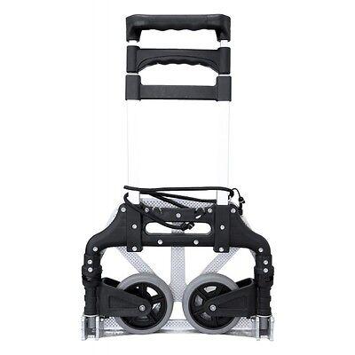 70kg Heavy Duty Lightweight Folding Sack Hand Trolley Cart Car Truck - ROLSON